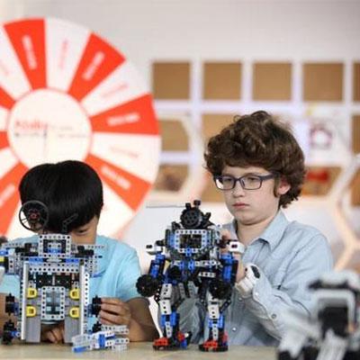7-8岁机器人能力提升课程