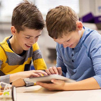 9-10岁机器人编程特色课程