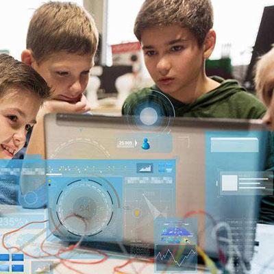 11-13岁机器人编程高阶课程