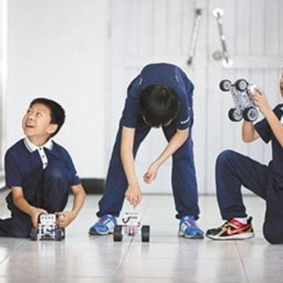 6-7岁机器人编程过渡课程